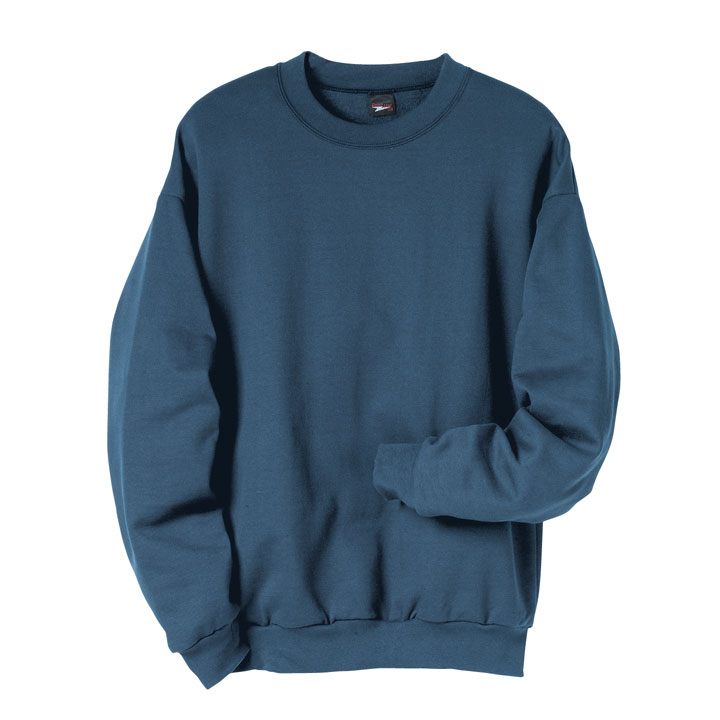 Navy Ultra Soft® Fleece Sweatshirt